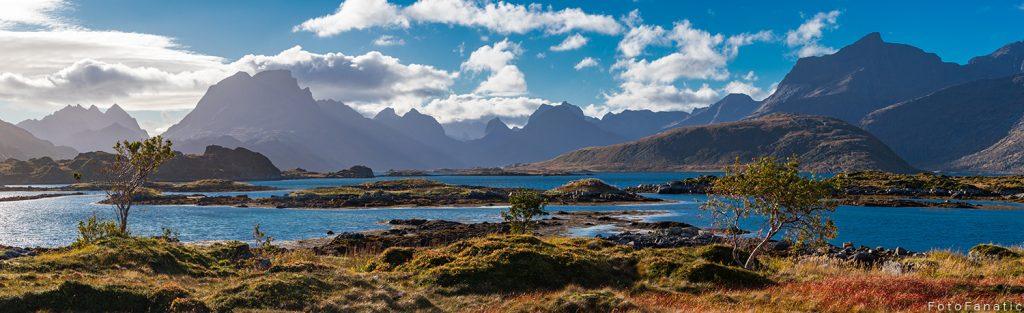 Lofoten Norway Landscape